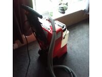 Carpet cleaner hoover Cleaning equipment