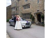 wedding car hire wakefield leeds barnsley & most of yorkshire