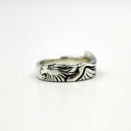 Final Fantasy 8 Ⅷ Lionheart Sleeping Silver Ring Official SQUARE US6 JP11 1999