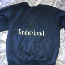 Timberland jumper size M