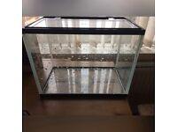 SMALL Fish Tank - 12L