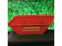 Glasgow Skips - Cheap Rates - Quick Delivery - Sizes to suit all needs! Serving Glasgow/Lanarkshire!