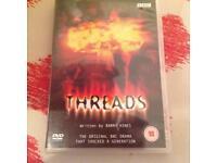 Threads: nuclear war DVD