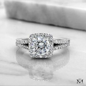 DIAMOND ENGAGEMENT RING MONTREAL BEST PRICE / BAGUE DE FIANCAILLE MONTREAL PRIX ABORDABLE /