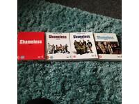 Shameless DVD box sets