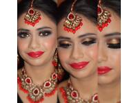 Freelance Bridal makeup make up artist MUA