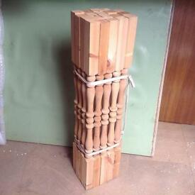 Wooden Spindles