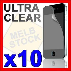 10-x-Ultra-Clear-LCD-Screen-Protector-for-Apple-iPhone-4S-4G-4-Guard-Cover-Skin