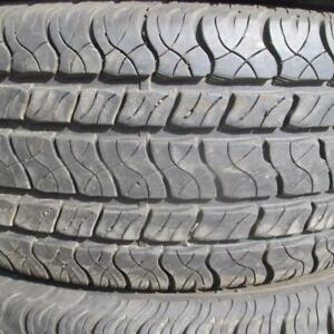 COOPER DISCOVERER CTS 245/60R18 TIRES 95% TREAD 245/60/18