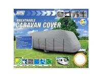 Maypole Caravan cover grey - New still packaged