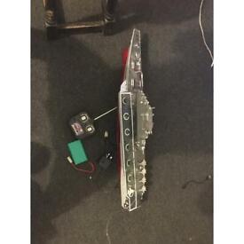 RC BOAT remote control