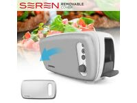 Seren Toaster Front Removable Cover Panel Tray............Brand New