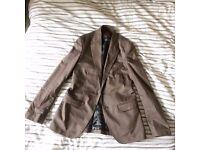 Zara Man blazer medium, never been worn