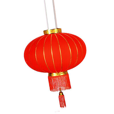 Red Traditional Chinese Lanterns for Festival Wedding Hanging Lanterns L