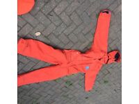 Dry suit/ floatation suit