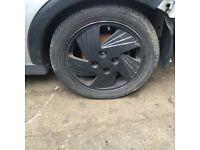 "Vauxhall astra mk3 gsi wheels 15"""