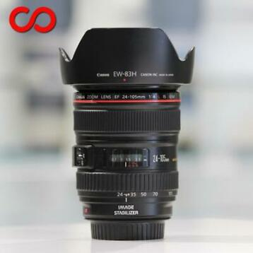 Canon 24-105mm 4.0 L IS USM EF (9332) 24-105