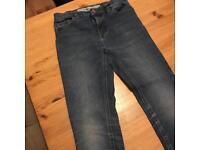 Boys age 9/10 jeans x2