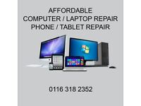 Computer, Laptop, Phone Repair - RELIABLE & AFFORDABLE