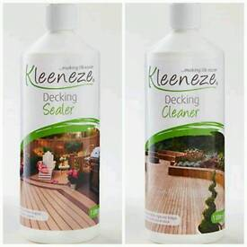 Decking Cleaner and sealer