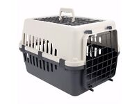 Dog Cat Two Doors Pet Carrier for pets 5kg or under