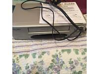 Video player/recorder, no remote but perfect working condition.