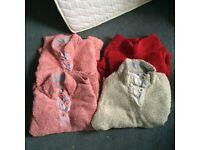 Bundle of women's jumpers