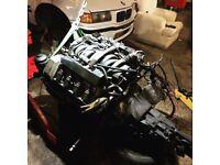 M60 e36 engine conversion