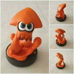 Amiibos inkling Squid Orange voor Oa de wii u 3ds switch