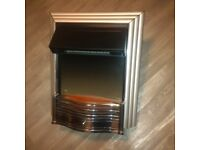 2KW DIMPLEX ELECTRIC COAL EFFECT FIRE - EXCELLENT CONDITION - £300 original cost