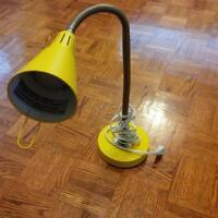 Ikea Desk Lamp (Yellow)