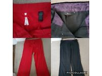 Ladies trousers, size 12