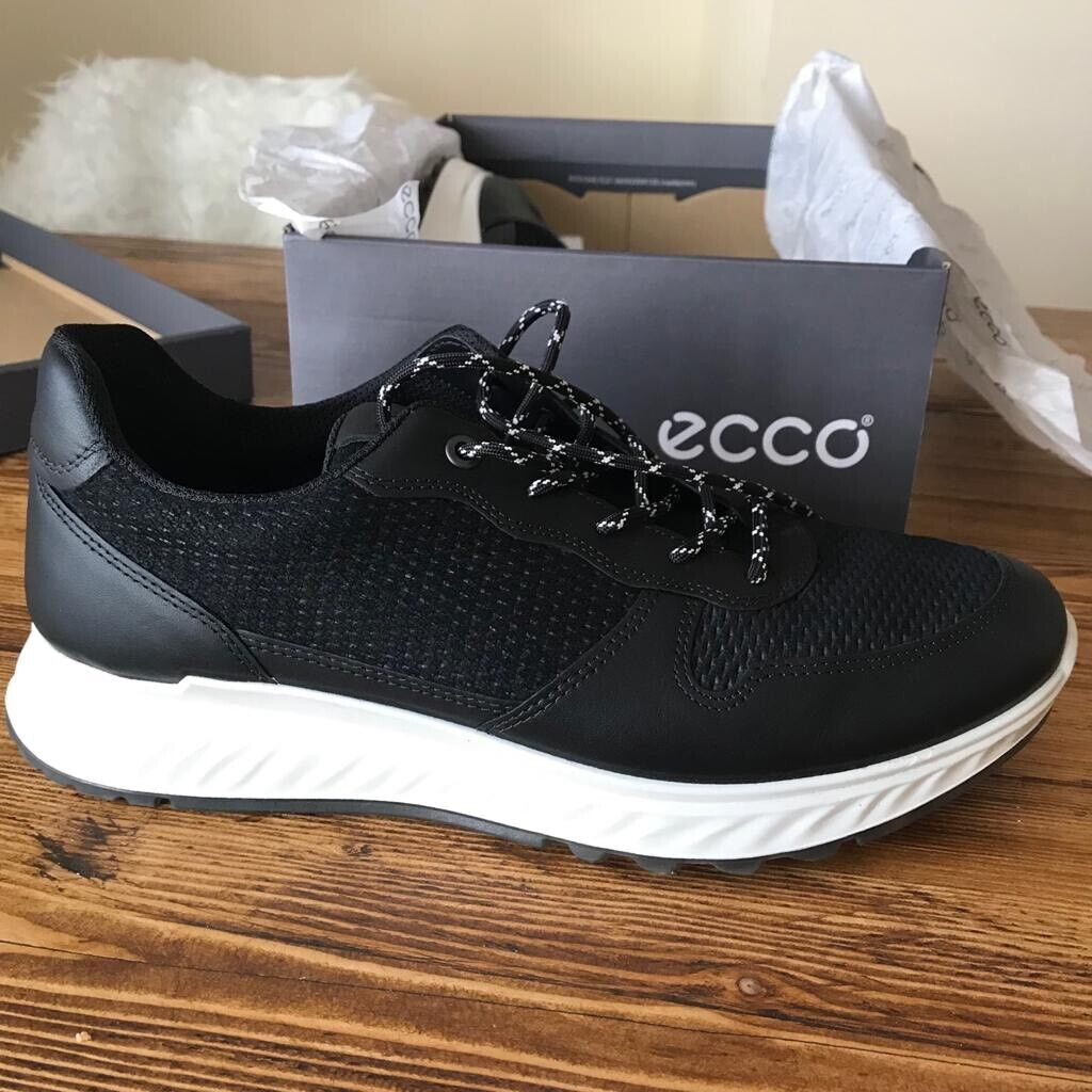 75657bdf Ecco Shoes - ST1 MENS Trainers Size 43 (9 UK) | in Finchley, London |  Gumtree