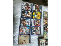 PlayStation 2 console and games