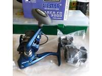 fishing equipment in good condition 5 rods
