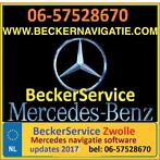 Alle Mercedes / Becker Audio 50 Aps Comand CD /DVD 2016-2017
