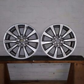 lexus is250 wheel rims 2006-2012