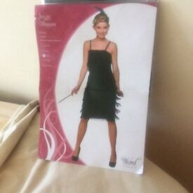 Clapper dress and accessories