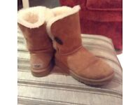 Button Bailey uGG Boots