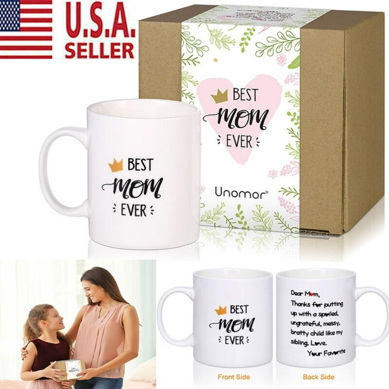 Mother's Day Gift for Grandma Best Grammy Ever Mom Gift Coff