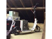 Oxelo adult scooter