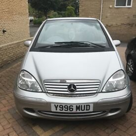 Mercedes A Class * A160 * LOW MILES! Car for sale!