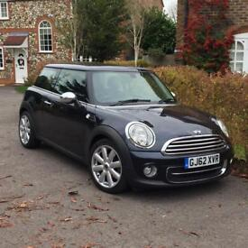 Mini Cooper London 1.6 CHILLI PACK Navy Blue