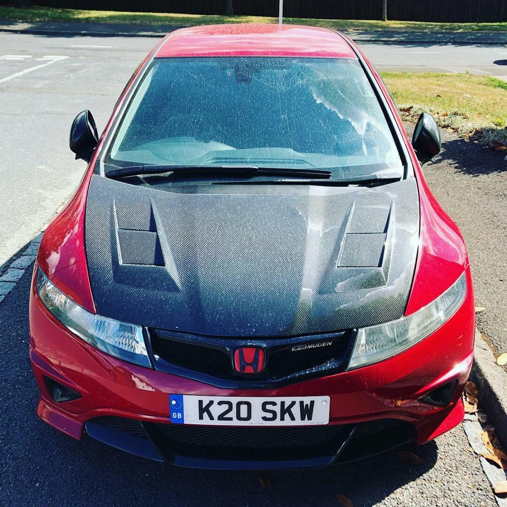 honda civic type r fn2 supercharged in south croydon. Black Bedroom Furniture Sets. Home Design Ideas