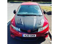 Honda Civic Type R FN2 Supercharged