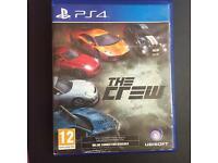 PS4 - The Crew ( Good Condition)