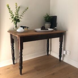 Small Mahogany Table