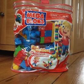 Mega Bloks - 80 piece bag