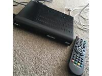 Freeview recorder