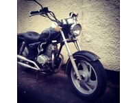 125cc cruiser all working but has carb issue